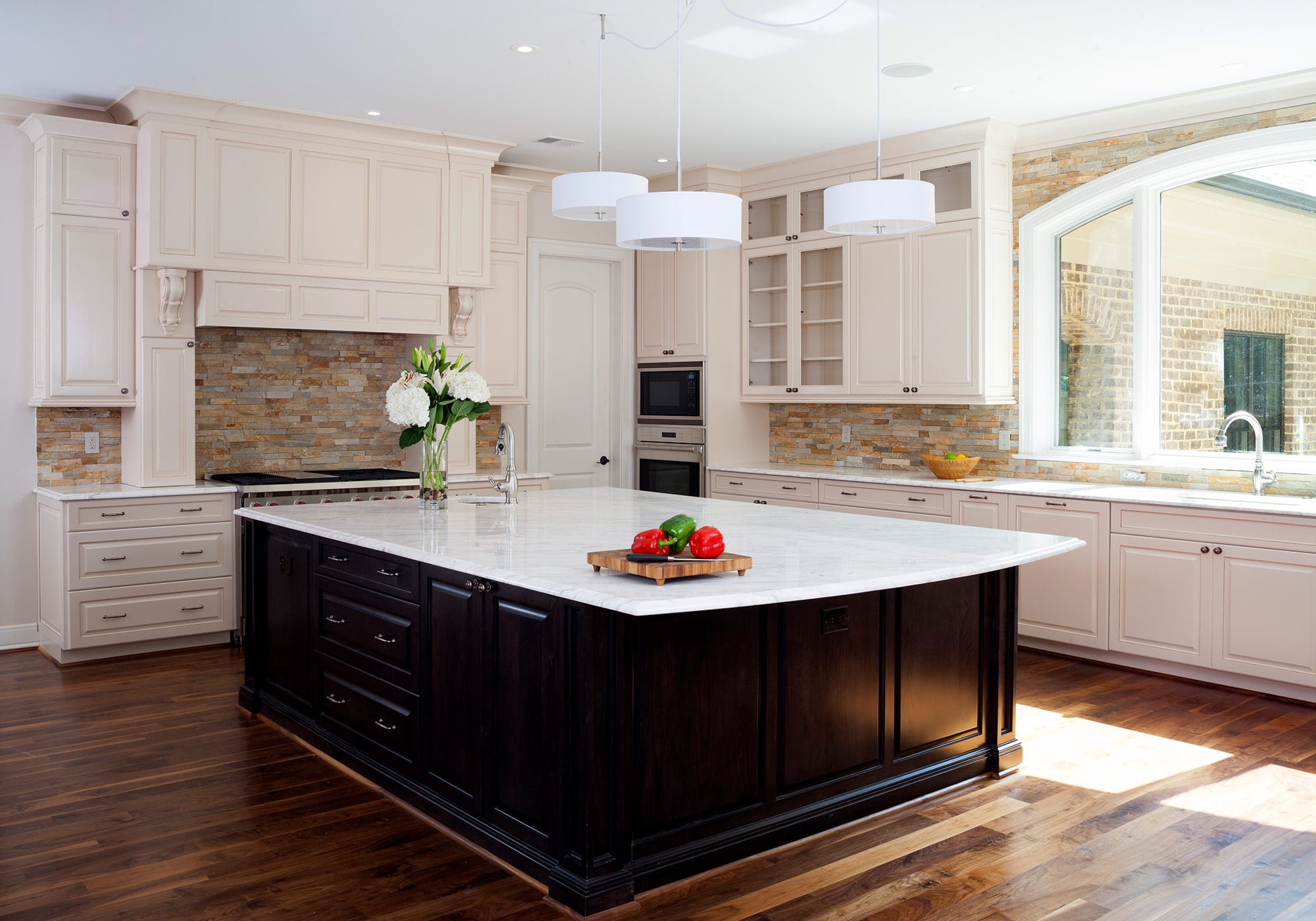 gourmet kitchen design - Kitchen Gourment